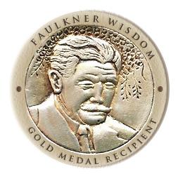 Faulkner Wisdom Medal